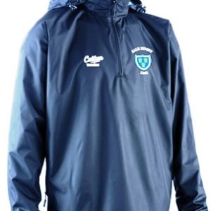 10. Waterproof Half Zip Jacket